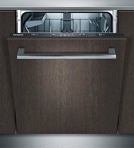 Siemens SN64E006EU lavavajilla Totalmente integrado 13 cubiertos A+ - Lavavajillas (Totalmente integrado, Negro, Botones, 1,6 m, 13 cubiertos, 48 dB): 367.84: Amazon.es: Grandes electrodomésticos