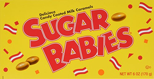 Pack of 2 – Sugar Babies Milk Caramels Candy(6 Oz) Boxes Review