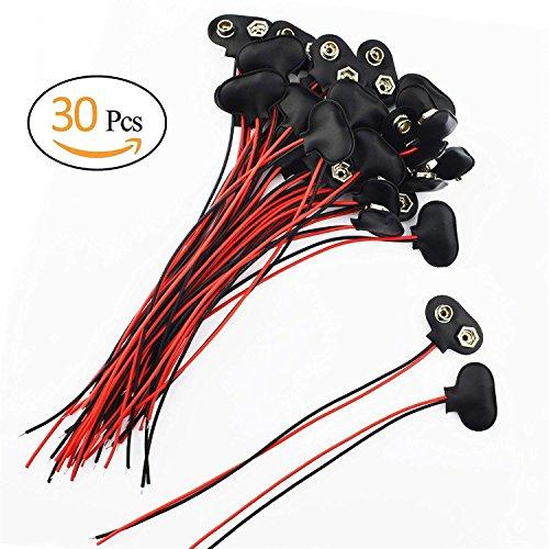9v battery plug - 9