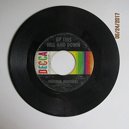 Osborne Brothers - Up This Hill And Down / Memories (7