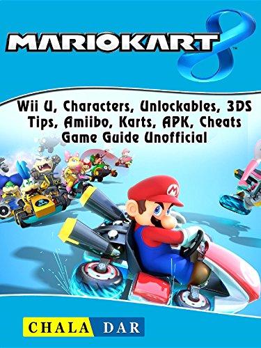 Mario Kart 8 Wii U Characters Unlockables 3ds Tips