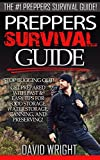 img - for Preppers Survival Guide: The #1 Preppers Survival Guide! - Stop Bugging Out! - Get Prepared With Fast & Easy Tips For Food Storage, Water Storage, Canning, ... Gardening, Aquaponics, Backyard Farming) book / textbook / text book