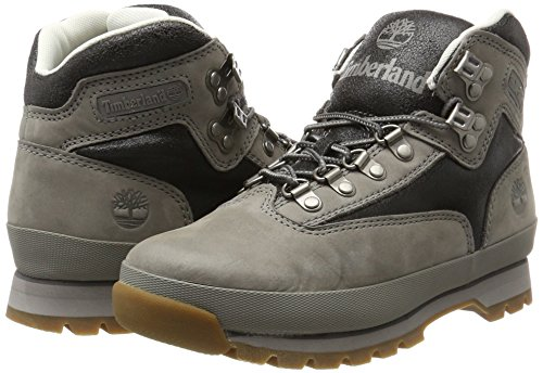 Euro Chukka Gris Timberland steeple Bottes Hiker Grey Femme qTp6w8