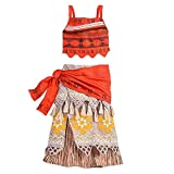 Disney Moana Costume for Kids Size 5/6