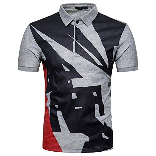Mhomzawa メンズ ポロシャツ poloシャツ 無地 ワンポイント スポーツ サッカー ゴルフ ゴルフウェア 春 夏 メンズ tシャツ スリム半袖 Tシャツトップブラウス