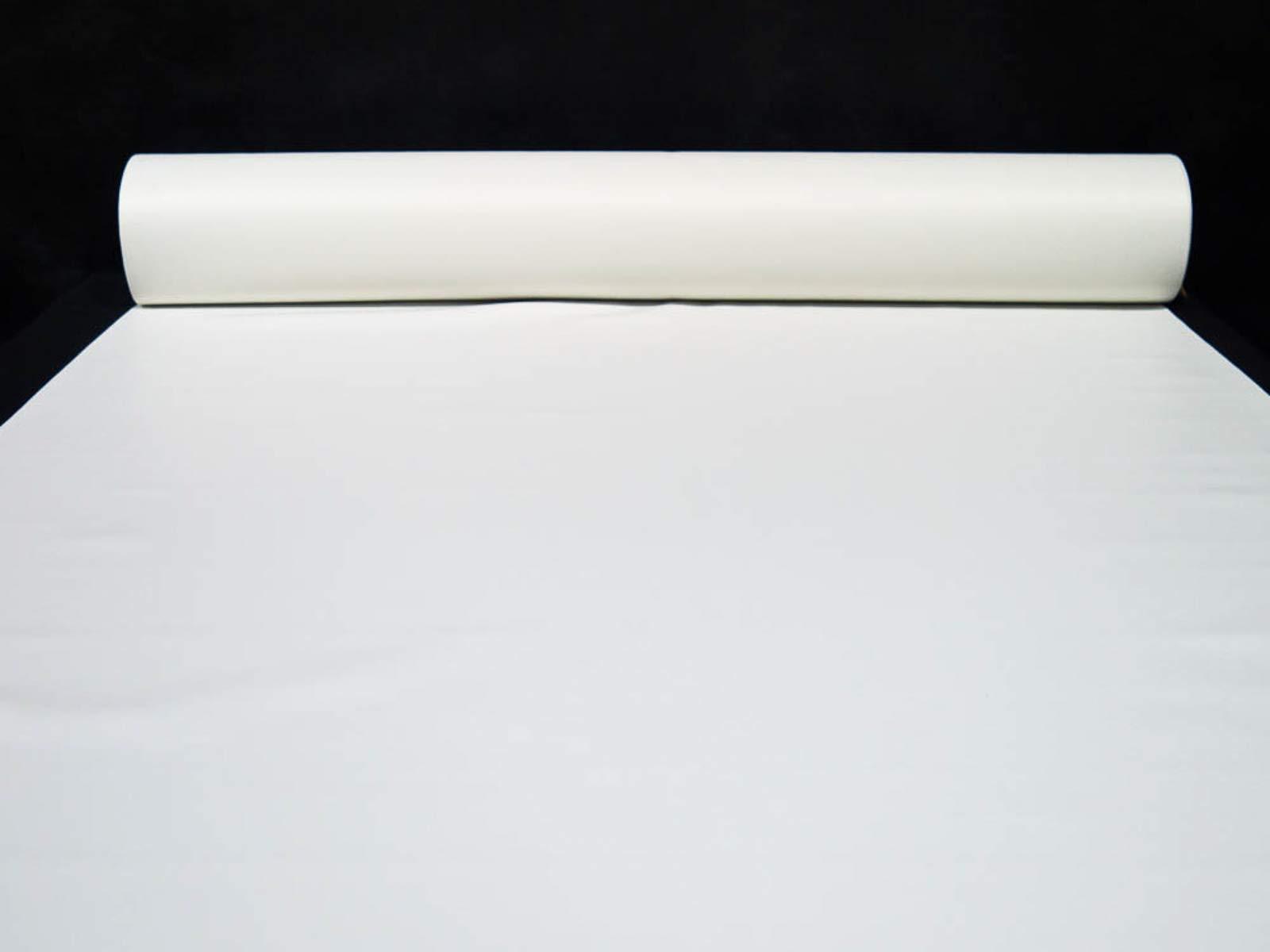 Bry-Tech Marine1 Marine Vinyl Upholstery Fabric Bright White 54'' Wide by 10 Yards Boat Auto by Bry-Tech Marine1 (Image #3)