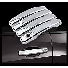 2014-2015 Chevy Silverado 1500/GMC Sierra 1500 4 doors W/O Passenger Keyhole Handle Cover
