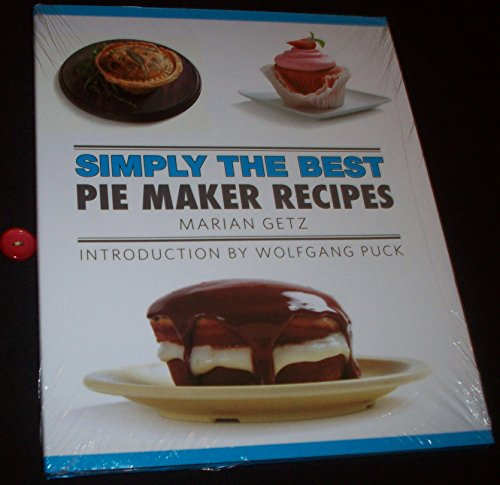 Simply the best garnish set recipes by marian getz for Wolfgang puck pie maker recipes