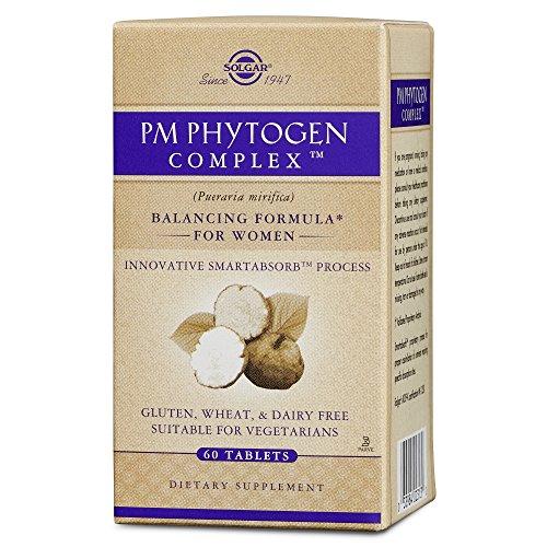 Solgar PhytoGen Complex Pueraria mirifica product image