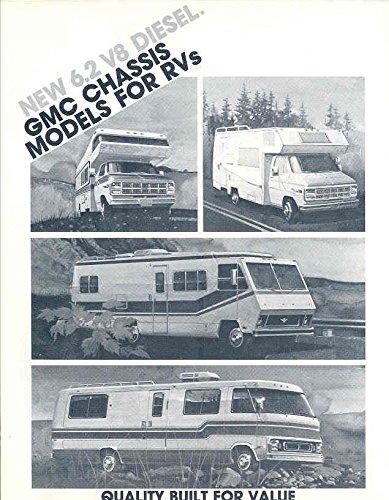 Gmc Motorhome Diesel