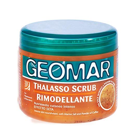 GEOMAR Thalasso Scrub-remodellierendes Peeling mit Meersalz und Kaffeepulver 600g