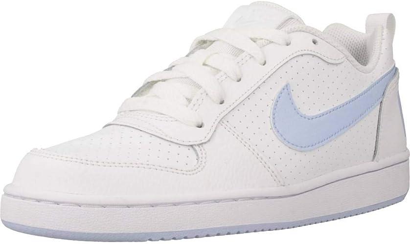 Nike Court Borough Low (GS), Zapatillas de Baloncesto para Mujer ...