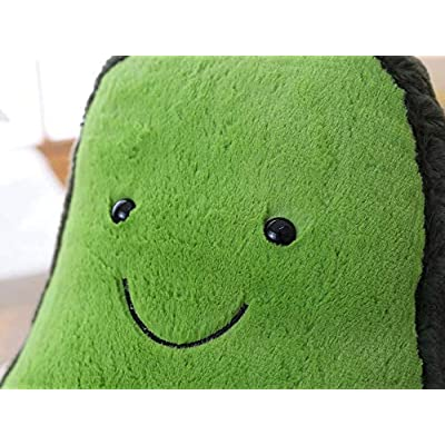 MangoRun Avocado Pillow,Fruit Plush Toys 8.5'' (8.5inch): Home & Kitchen