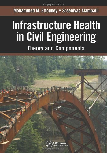 Read Online Infrastructure Health in Civil Engineering (Two-Volume Set): Infrastructure Health in Civil Engineering: Theory and Components 1st edition by Ettouney, Mohammed M., Alampalli, Sreenivas (2011) Hardcover PDF