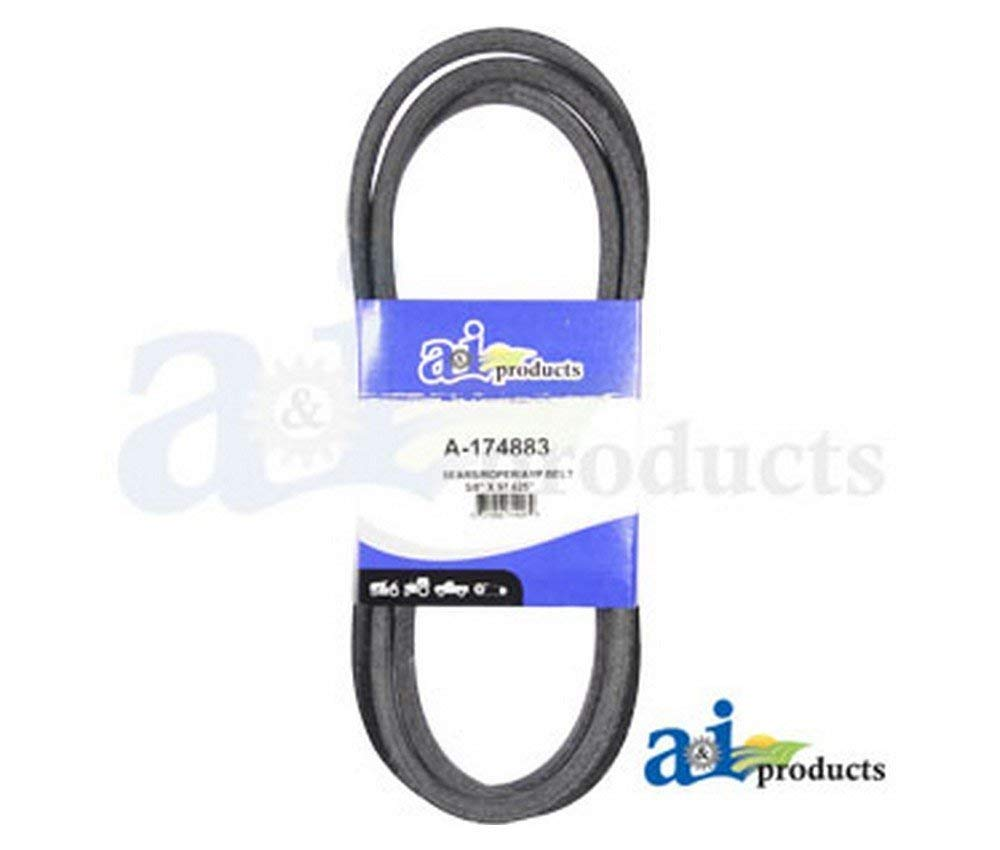 HUSQVARNA 531300767 made with Kevlar Replacement Belt