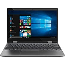 "Lenovo Yoga 720-12IKB 2-in-1 Laptop Ideapad (81B5000KUS) Intel i5-7200U, 8GB RAM, 128GB SSD, 12.5"" FHD IPS Touch-Screen, Win10 Home"