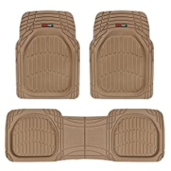Flexible and Tough - Flex Tough Tortoise series mats are designed to provide maximum protection. The uniquely constructed linear and diagonal ridges are placed strategically to maximize the dirt trapping capabilities of the mat. Made from onl...