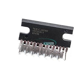 NEW NO BOX UPC2581V NEC UPC2581V