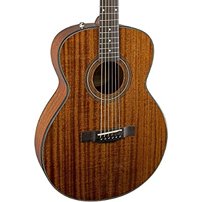 Fender FA-125S Acoustic Guitar Pack - All Mahogany by Fender