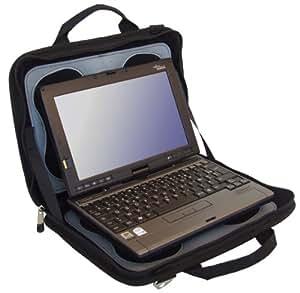 "Mobilis Netcase 7""-11"" 11"" Notebook briefcase Negro - Funda (27,9 cm (11""), Notebook briefcase, Negro, 425 g, 275 x 220 x 35 mm, 17,8 cm (7""))"