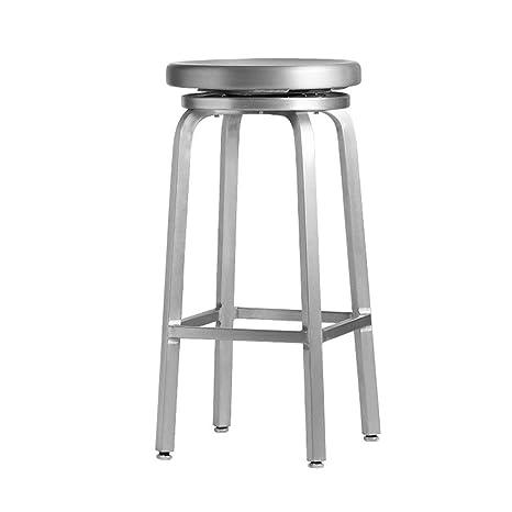 Pleasing Amazon Com Aglzwy Bar Stools Counter Stool Rotate Modern Creativecarmelina Interior Chair Design Creativecarmelinacom