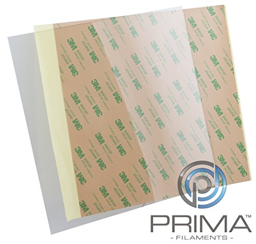 PrimaCreator PF-PEIU-500x500-05 PEI Ultem Sheet 500x500 mm (19.7