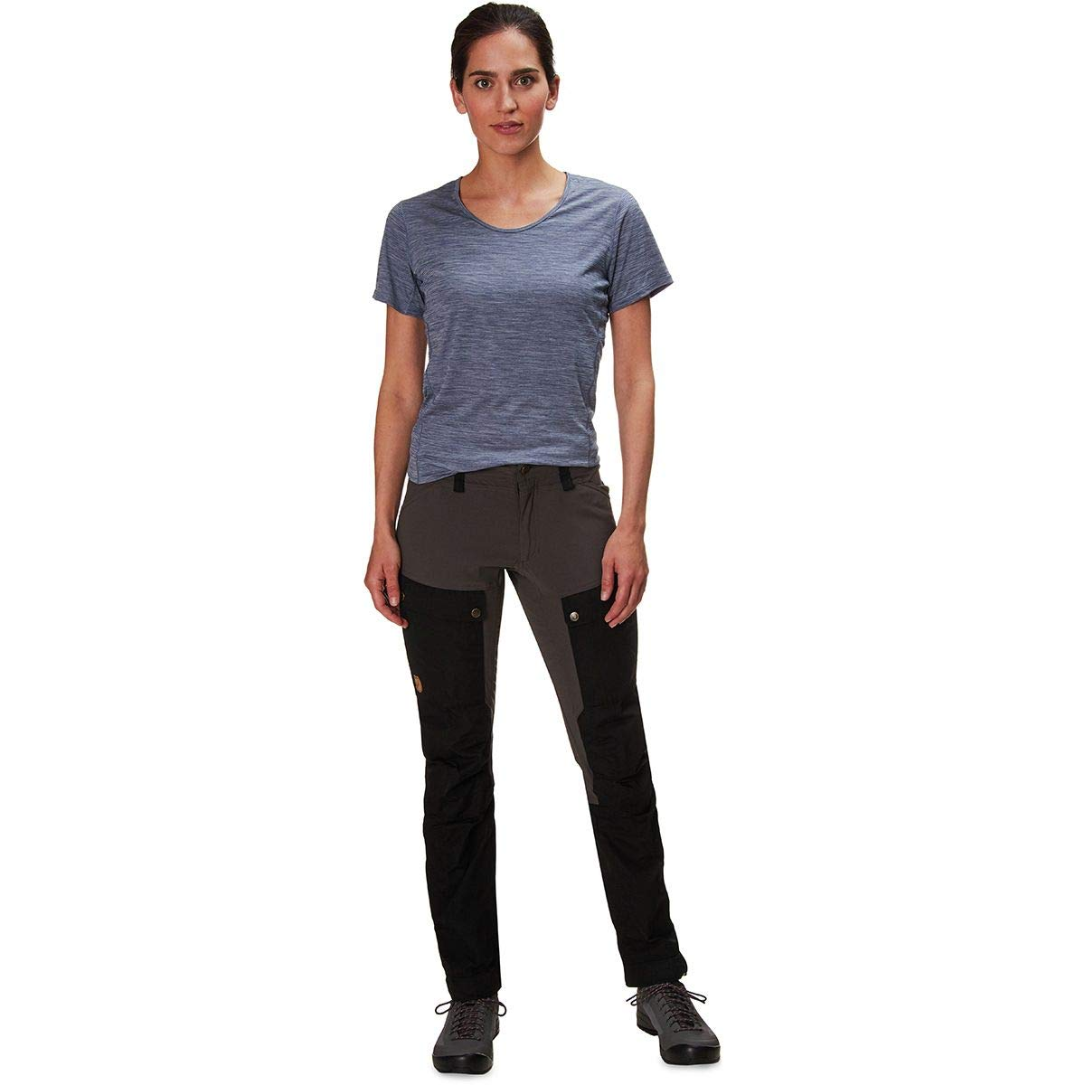 Fj/¿llr/¿ven Womens Keb Trousers Curved