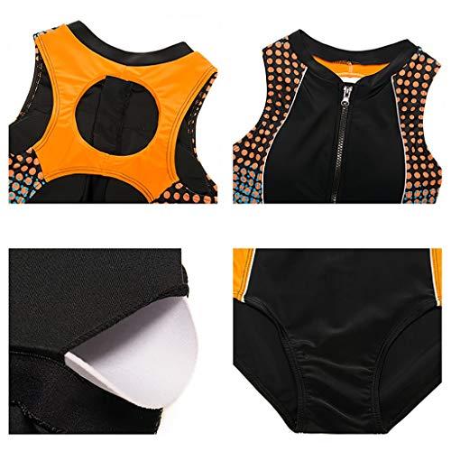 colore Xl Nero Femminile Lfy Costume Dimensioni Intero Triangolare Asciugatura Rapida Nero Con Tessuto Ad Oq7OwtHzCn