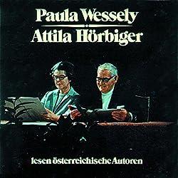Paula Wessely und Attila Hörbiger lesen österreichische Autoren