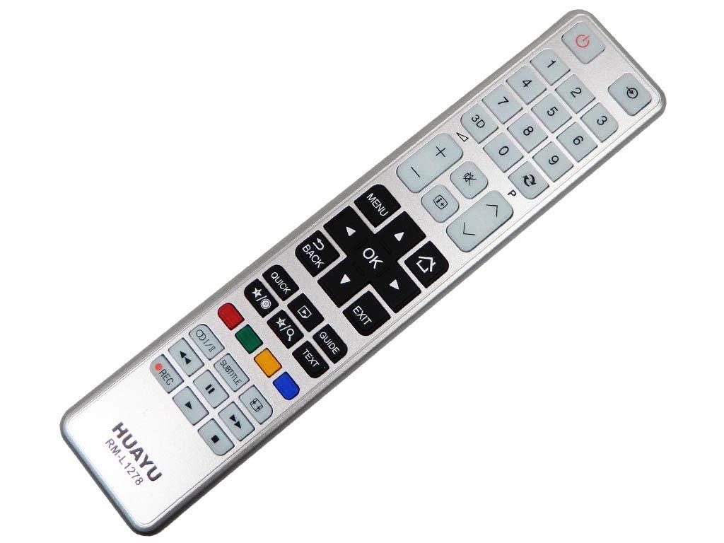 Mando a Distancia para Toshiba LCD LED TV//RM-L1278 3D