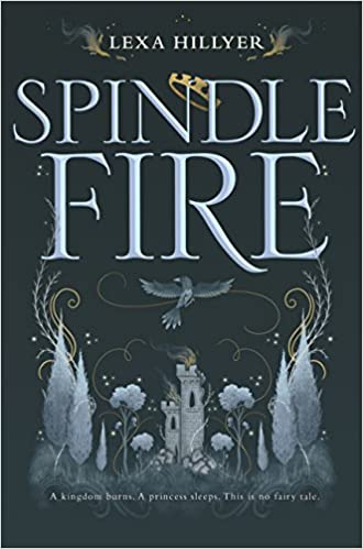 Image result for book spindle fire