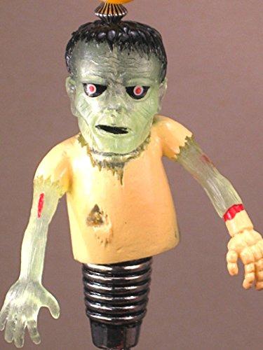 Walking Dead Frankenstein Zombie Glow in the Dark Ceiling Fan Pull / Light Pull (Glow In The Dark Fan Pull Chain)