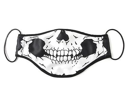 Caliente venta Mulberry la máscara de esqueleto mandíbula sanitarias, la fashionasta colección