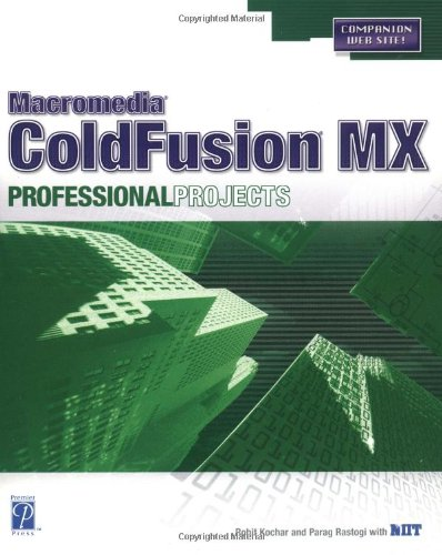 ColdFusion MX Professional Projects by Brand: Muska n Lipman/Premier-Trade