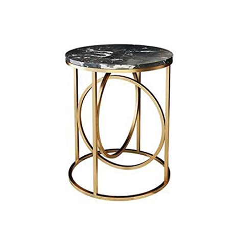 Amazon.com: WGYDREAM End Side Tables, Sofa Table, Wrought ...