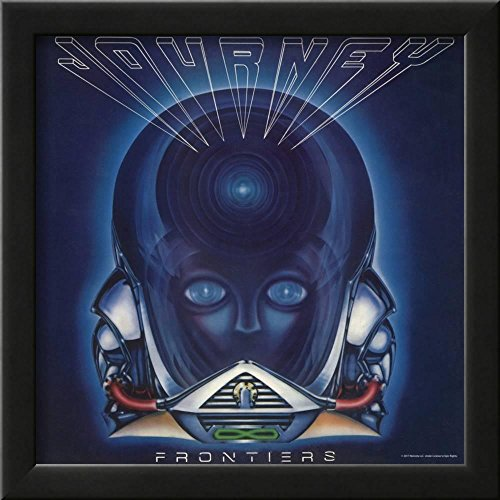 - Journey - Frontiers, 1983 Framed Poster