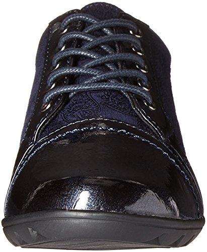 Donna Hush Puppies scarpe stringate grigio grey