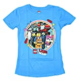 LEGO The Movie Little Girls Fashion T-Shirt - Best Reviews Guide
