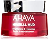 AHAVA Facial Treatment Mask, Brightening and Hydrating, 1.7 fl. oz. For Sale