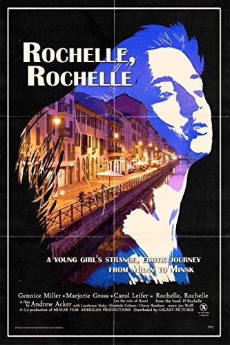 Rochelle Rochelle Movie Poster 24x36 inch