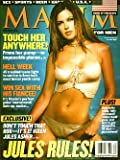 Maxim Magazine - November 2001 (Issue 47)