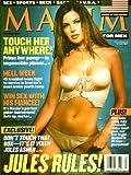 Maxim Magazine - November 2001 (Issue 47)