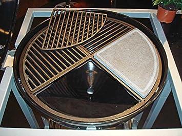 Rösle Gasgrill Rost : Bbq profi cig vierteiliger grillrost für cm grills aus