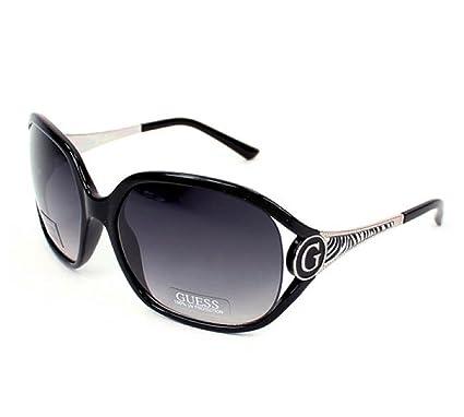 Amazon.com: Guess GU7291 BLK 35 Gafas De Sol Para Mujer ...