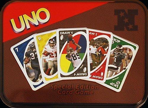 Nfc Football League - National Football League NFC Edition - UNO by Sababa Toys