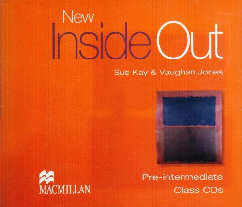 New Inside Out Pre-intermediate Students Book