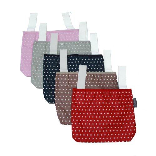 Poplico  - Bolsas para sillas de paseo y patinetes grandes (Blueberry)