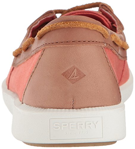 Shoe Red Sperry Medium Boat Us 7 Women's Oasis Loft Canvas PXrpYXq