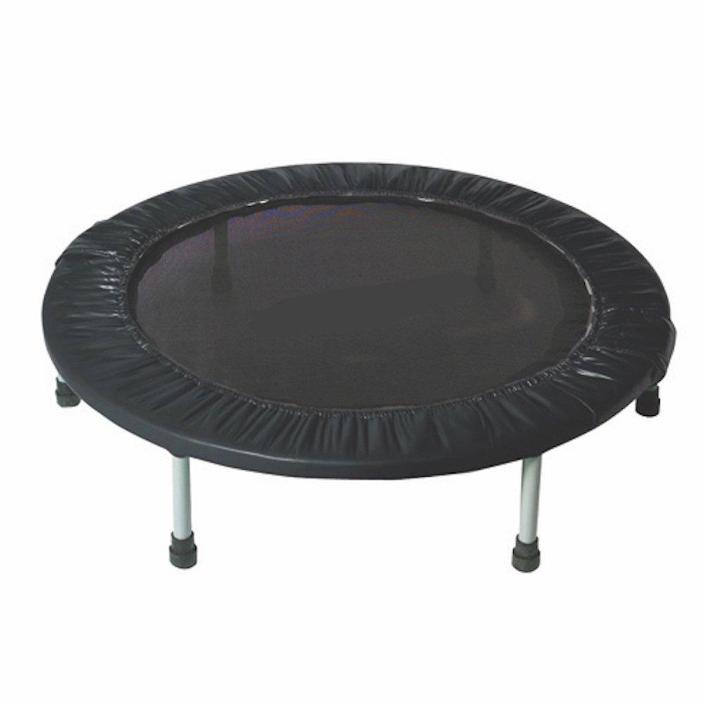 Dobo® Trampolin für Fitness-Übungen, Spiel oder Freizeit im Außenbereich – ca. 91 cm