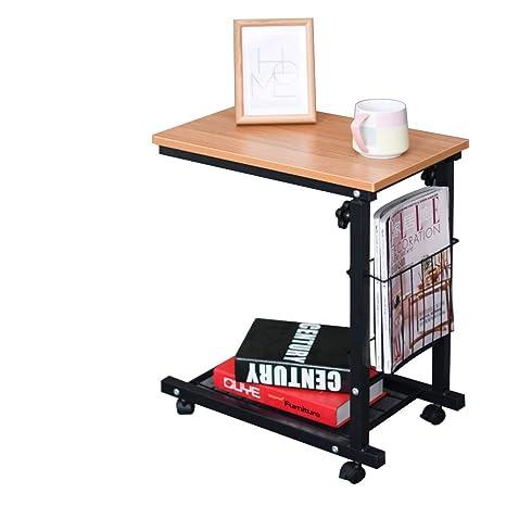 Amazon.com: Mesa auxiliar, mueble de elevación de mesa de ...